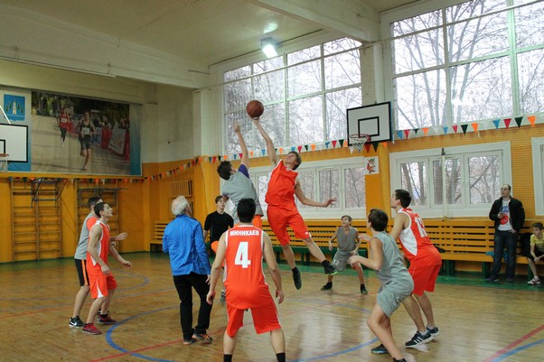 Неделя «большого» баскетбола.
