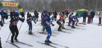 """Итоги """"Открытого первенства Раменского района по лыжным гонкам""""."""