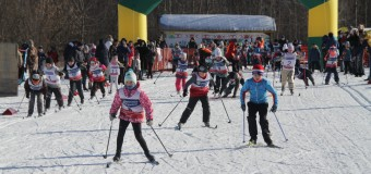 Опять февраль, опять лыжи…