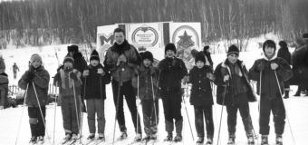 Все на лыжи – смотрите кто пришел …